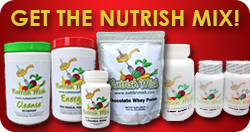 The Nutrish Mix
