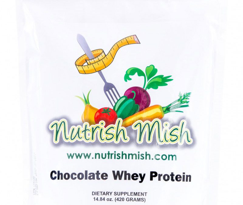The Most Delicious Chocolate  Protein