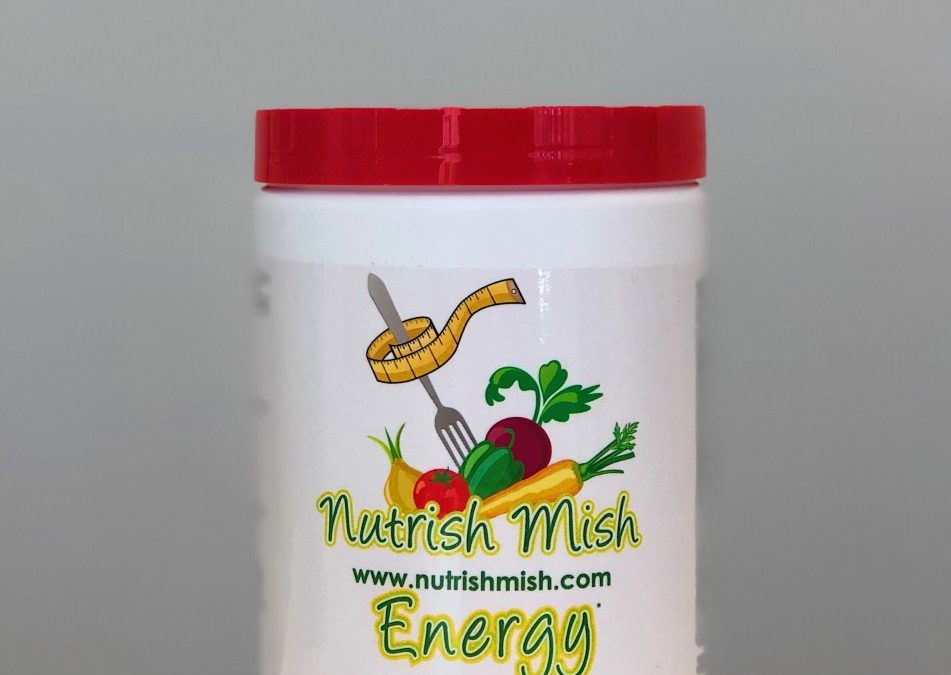 NutrishMix Energy Supplement