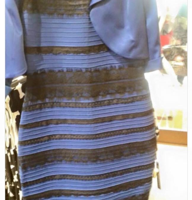 """What """"The Dress"""" May Indicate About Nutrition For Eye Health"""