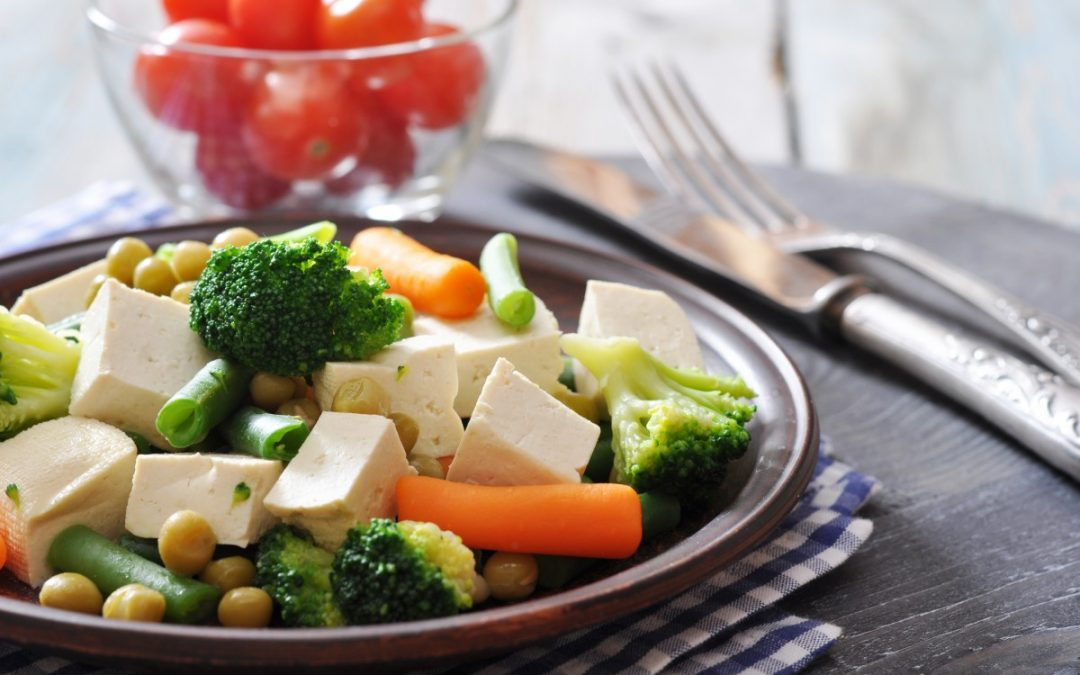 Vegetarian's Guide To Protein