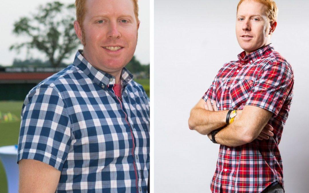 Transformation Tuesday: Andrew Janosick