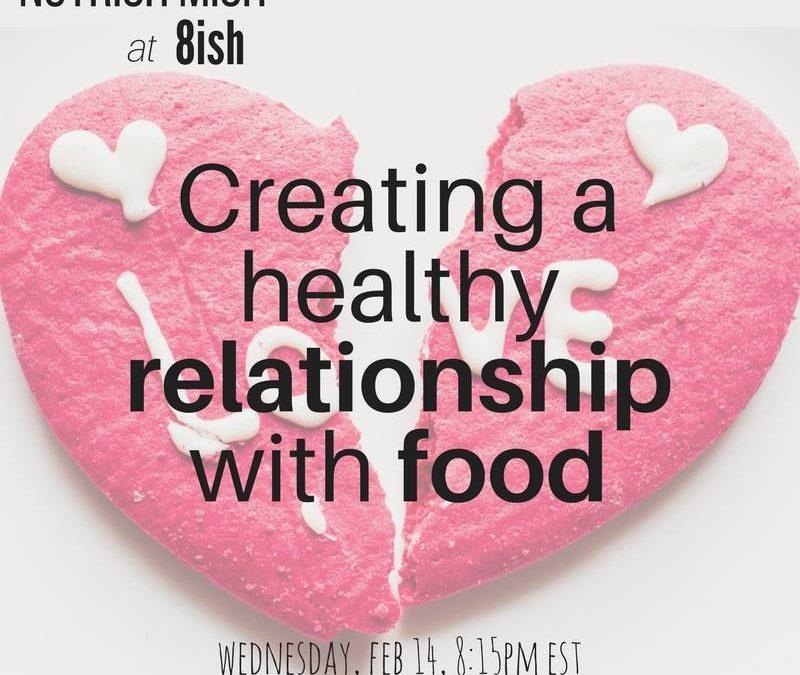 Nutrish Mish at 8ish: Valentine's Day Edition