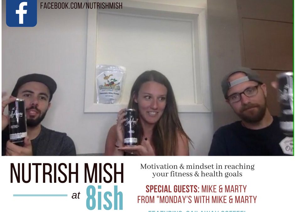 LIVE with Special Guests Mike & Marty!