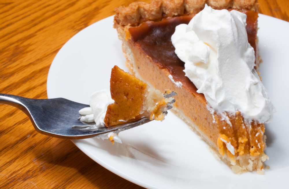Healthified Sweet Potato Pie