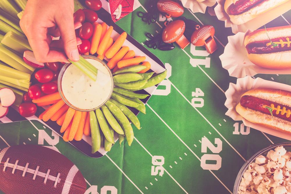 Healthy Super Bowl