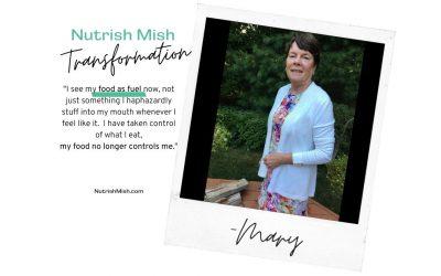 Transformation Tuesday: Mary C.