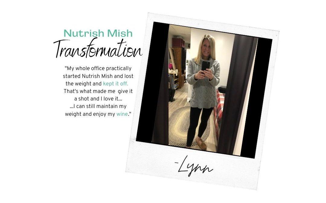 Transformation Tuesday: Lynn R!