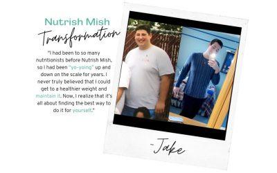 Transformation Tuesday: Jake A
