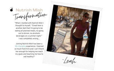 Transformation Tuesday: Leah M.