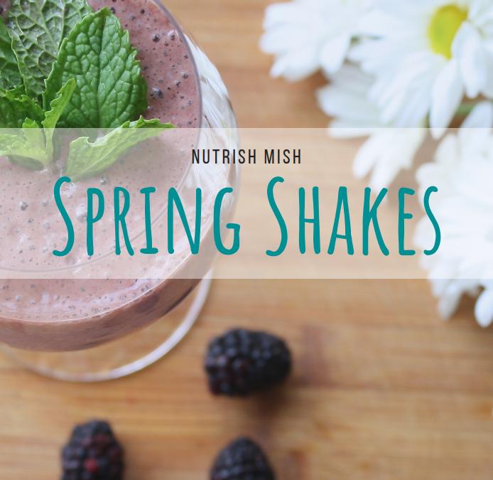 Spring Protein Shake E-Book