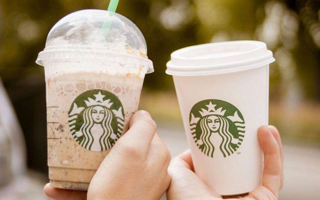 Healthier Starbucks Drinks That Actually Taste Legit